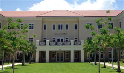 barry university housing dominican hall living on cus housing and residence life barry university