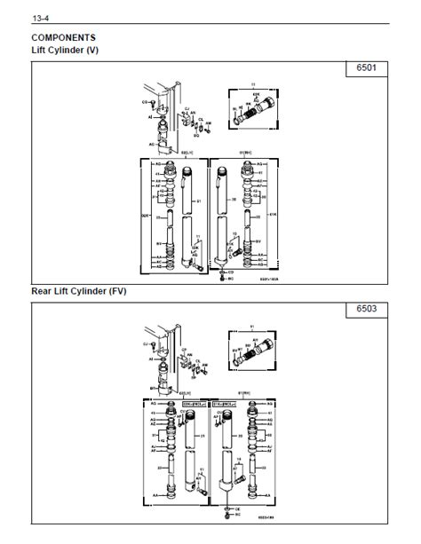 Toyota 7FBE13, 7FBEF13-20 Electric Forklift Trucks PDF Manual