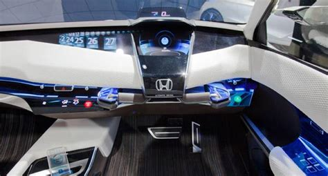 Toyota 2020 Autonomous Driving by Honda S Self Driving Car On The Road By 2020 Www