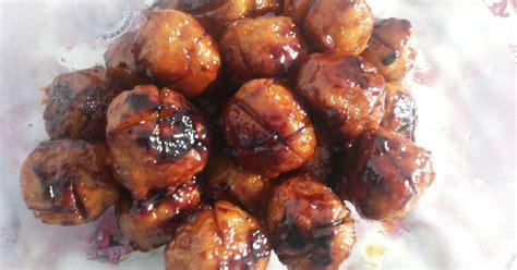 bakso bakar  resep cookpad