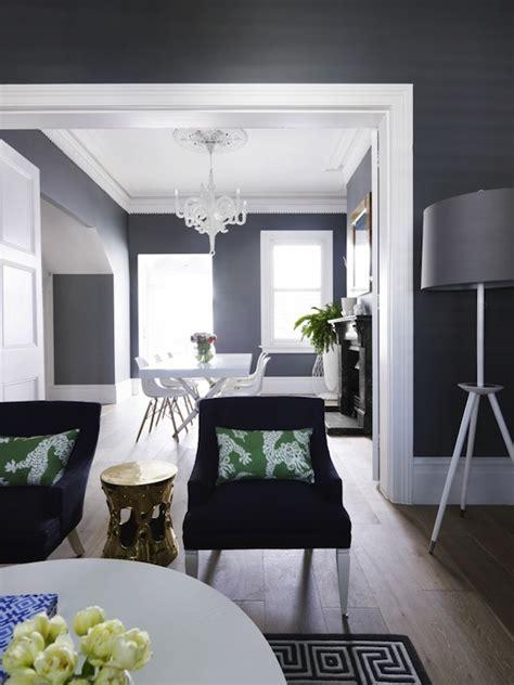 gray  blue living room contemporary living room