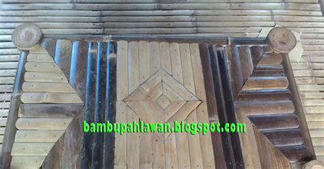 Kursi Bambu Magelang bambu pahlawan furniture