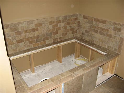 tiling a bathtub wall tiling around bathtub