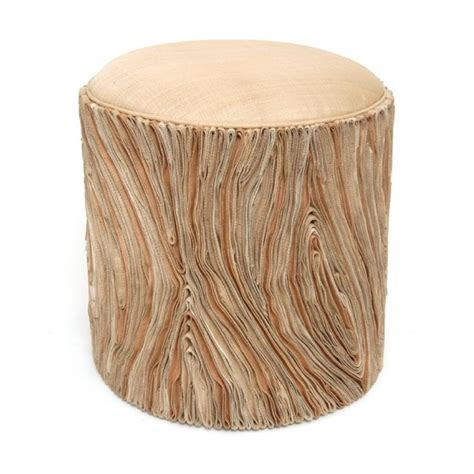 thickbox tree stump stool decorating projects