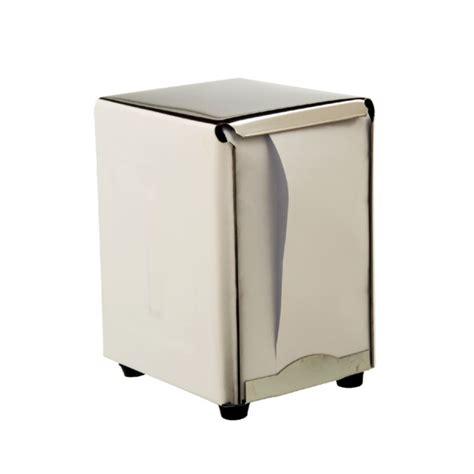 napkin dispenser stainless steel serviette paper holder