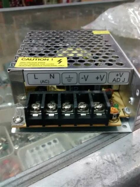 Jual Adaptor 12v 5a Kaskus jual power supply adaptor switching 12v 12 volt 5a 5