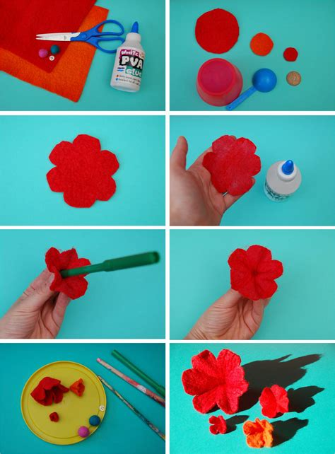 How To Make A 3d Flower Out Of Construction Paper - how to make 3d flowers step by step diy how