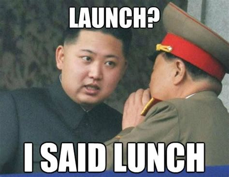 Kim Jong Meme - a pic is worth a 1 000 words and other potpourri