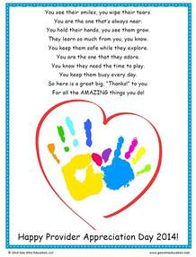 Thank You Letter Parents From Child Care Provider 25 best ideas about daycare provider gifts on pinterest daycare