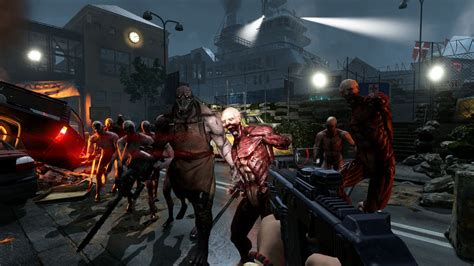 killing floor 2 no logra funcionar a 4k en xbox one x