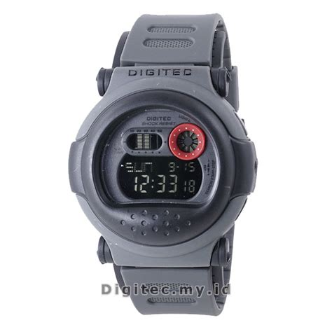 Jam Digitec 2101t Original Kemurahan digitec dg 2101t grey jam tangan sport anti air murah