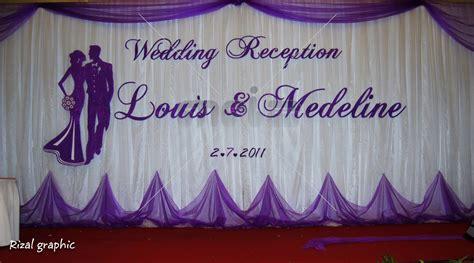 Backdrop Wedding by Wedding Backdrop Wedding Backdrop For Louis Medeline