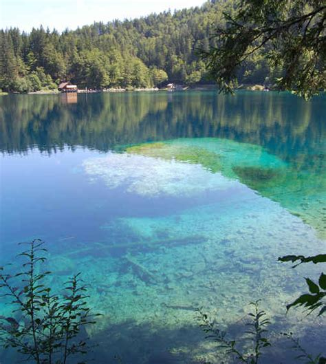clearest water in the us 5 spots with the clearest waters in the world huffpost