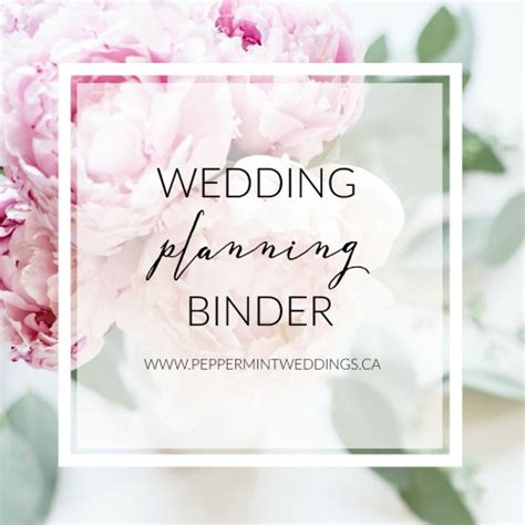 Wedding Planner Binder by Wedding Planning Binder Toronto Luxury Wedding Flowers