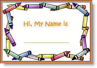name tag design template how to choose the best name tag designs