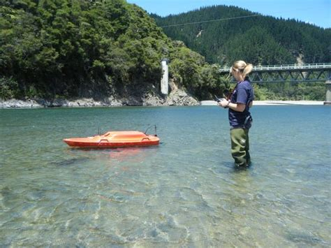 float your boat nz float your boat scientists use hi tech miniature q boat
