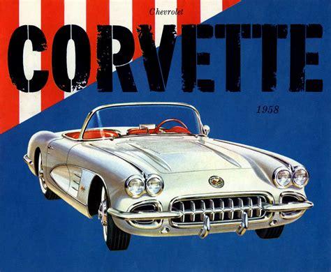 vintage corvette vintage corvette poster silodrome