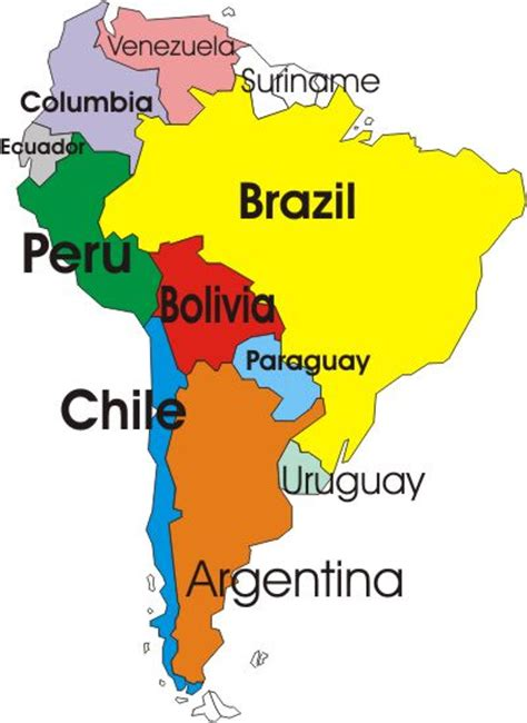 south america map with states 301 moved permanently