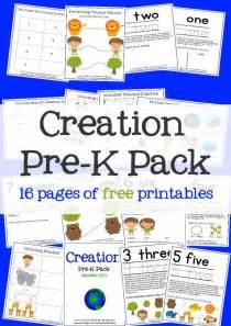 free creation preschool printable pack money saving mom 174