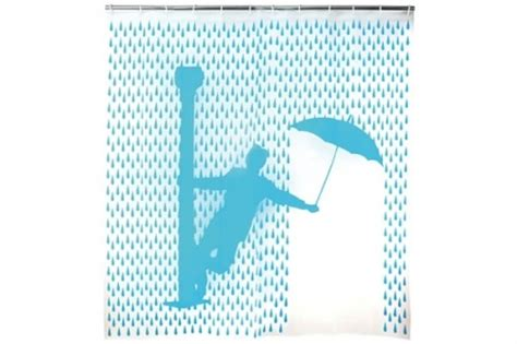 singing in the rain shower curtain singing in the rain shower curtain neatorama
