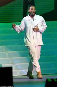 Will Smith Now Cemented In by Will Smith And Kanye West Fail To Make Together With