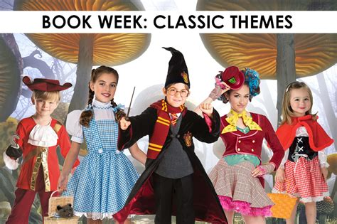 book themed parties eventful possibilities classic book week costume ideas by party affairs