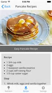 pancakes recipes simple and easy pancakes healthy pancakes recipes free apps on the app store