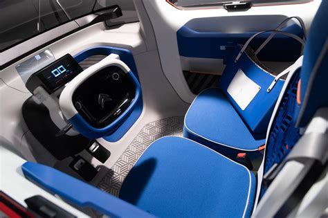 citroen ami  concept dinky concept  mobility problem solver car magazine