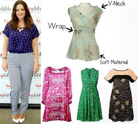 why clothing according to body type is crucial for your flattering dresses for apple shaped women www pixshark