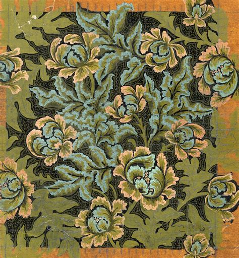 pattern making in art and craft friday gem from the stoddard templeton design archive