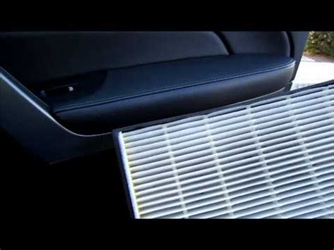 Acura Mdx Cabin Filter Replacing Acura Mdx Cabin Air Pollen Filter Version One