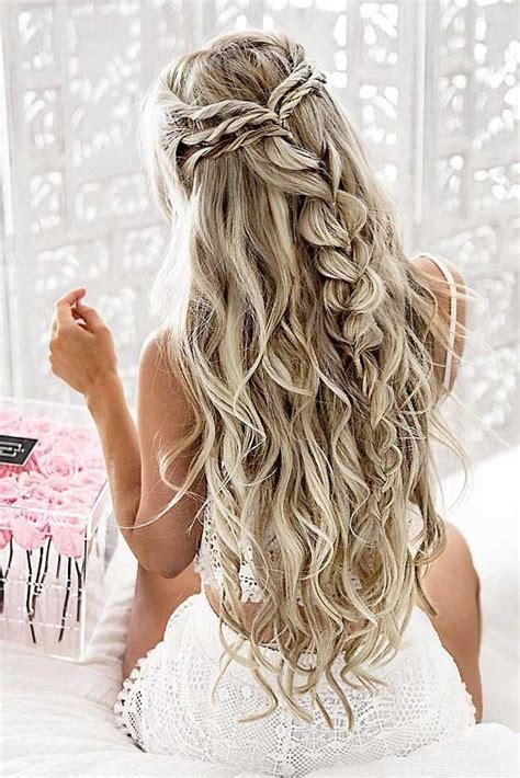 Pictures Of Hairstyles For by 20 Best Ideas Of Prom Hairstyles