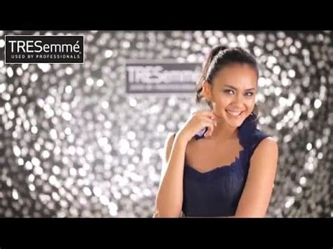 Shoo Tresemme Di Indo tresemme tutorial expert talk glowing make up