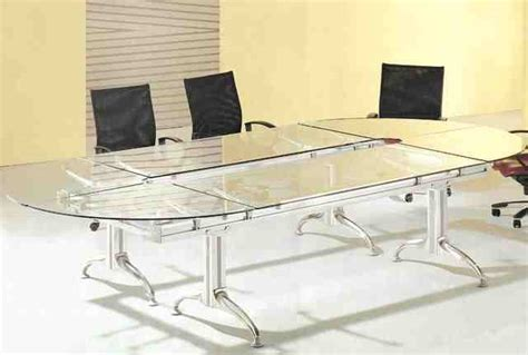 Glass Top Meeting Table Modern Glass Conference Table Www Pixshark Images Galleries With A Bite