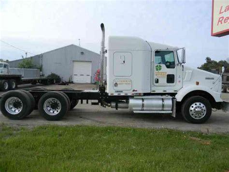 Cat Truck With Sleeper by Kenworth T800 2006 Sleeper Semi Trucks