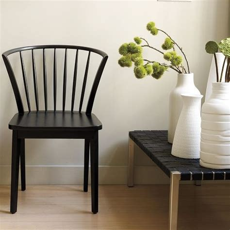 west elm dining room chairs west elm modern windsor dining chair dream home pinterest