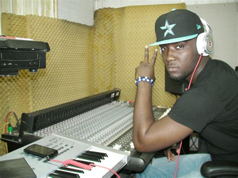 Dominic Set Vg 1 rapper dominic weekes has set the sky as his limit stabroek news