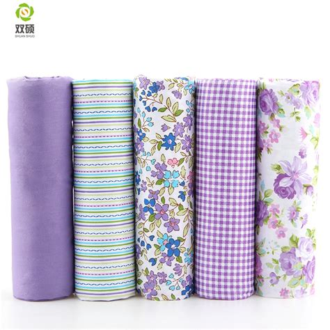 Patchwork Cotton - aliexpress buy 100 tissus cotton fabric telas