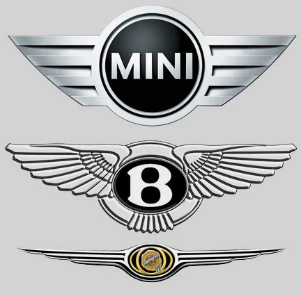 bentley vs chrysler logo fast cars bentley car logo