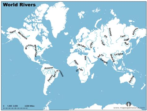 world map with rivers and mountains free world rivers map rivers map of the world rivers