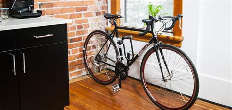 bike storage for small apartments clug the perfect bike storage rack for your tiny apartment