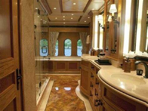 rich bathrooms rich looking wood paneled bathroom no boring bathroom