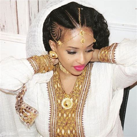 New Hairstyles For 2017 For For Habesha by Eritrean Wedding Clothes Pictures To Pin On