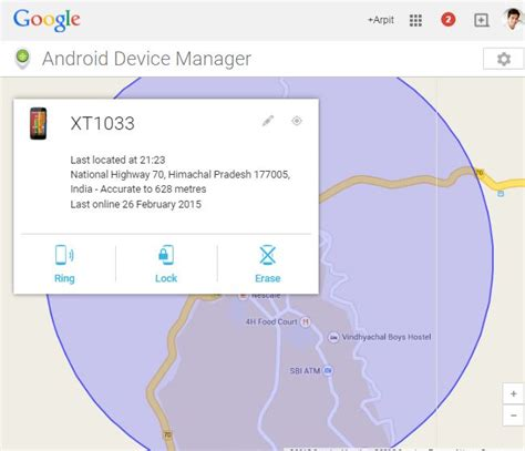 find my lost android phone how to find your android phone if left in silent mode