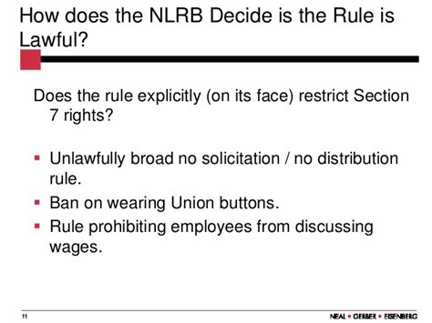 nlrb section 8 the nlrb has lost its way what s an employer to do