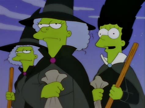 treehouse of horror xxi episode marge the witch the simpsons tapped out wiki