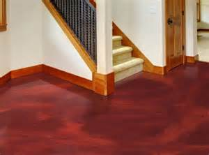 Basement Epoxy Floor Paint by Fast Patch