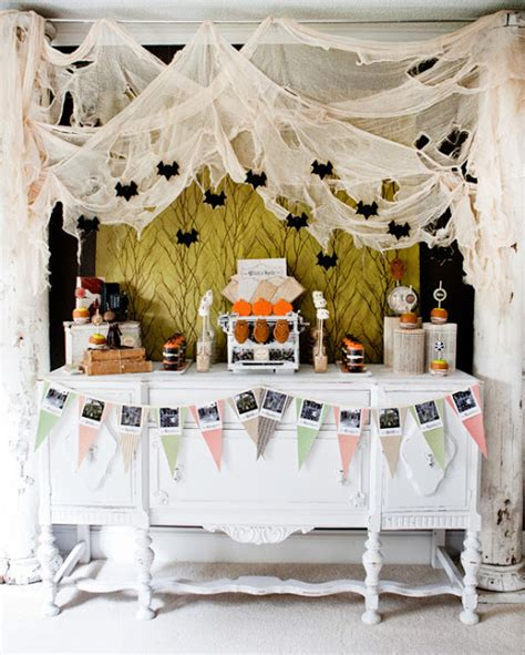 more shabby chic halloween interior decor ideas i orsa maggiore vintage vintage holidays retro halloween