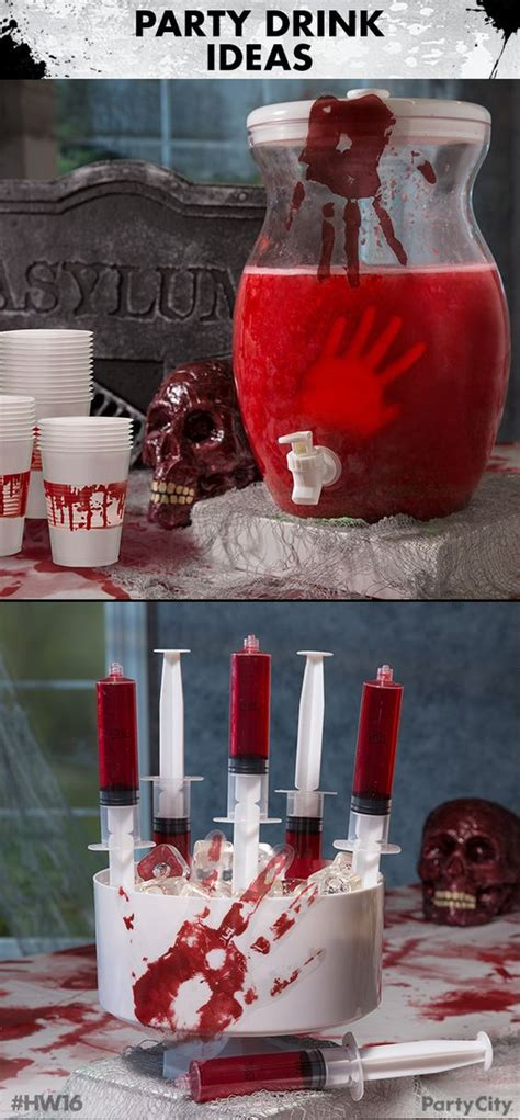 halloween drink dispenser scarlet drinks and halloween party on pinterest