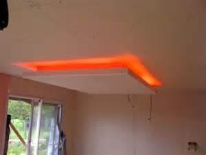 avez vous des plafond placo quot lumiere